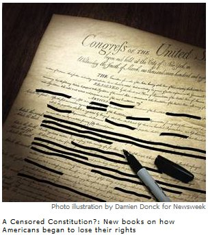 The Constitution in Peril