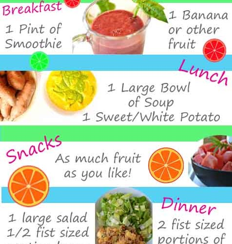 Healthiest fast weight loss plan