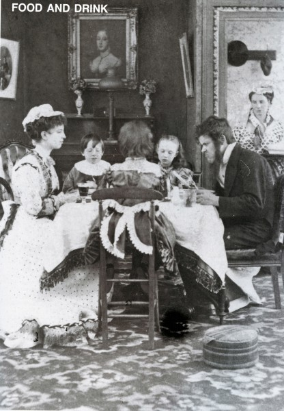 food poisoning in the Victorian era
