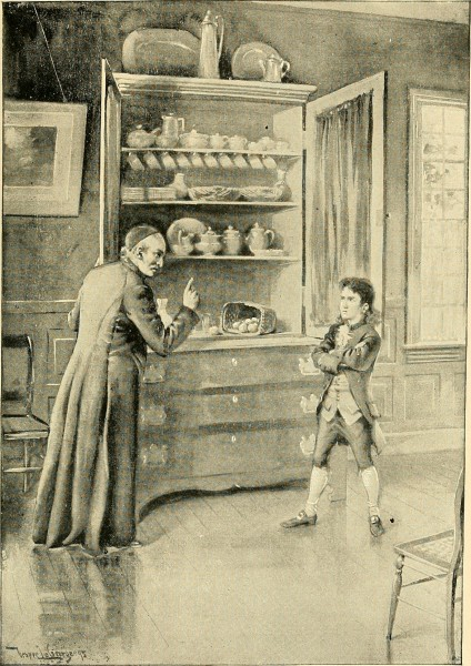 """Image from page 40 of """"The boy life of Napoleon, afterwards emperor of the French"""" (1895)"""