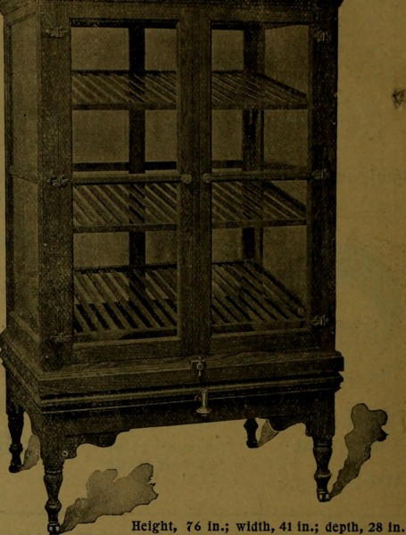 "Image from page 43 of ""Canadian grocer January-June 1898"" (1898)"