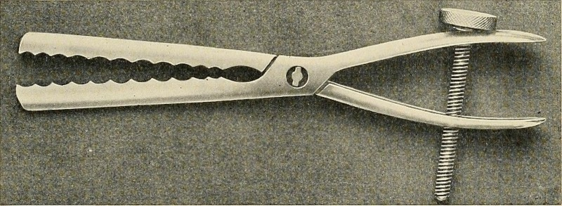 "Image from page 464 of ""The operating room and the patient; a manual of pre- and post-operative treatment"" (1913)"