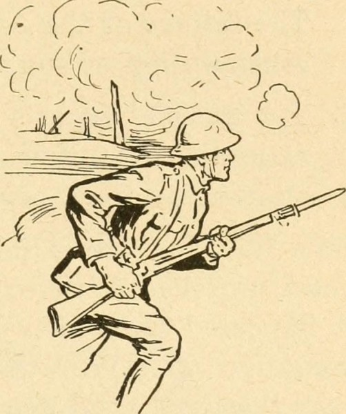 "Image from page 38 of ""Our country's call to service through public and private schools; work--save--give; a summons and a plan of action for American boys, girls, parents"" (1918)"