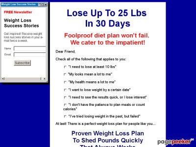 lose weight in 20 days healthy