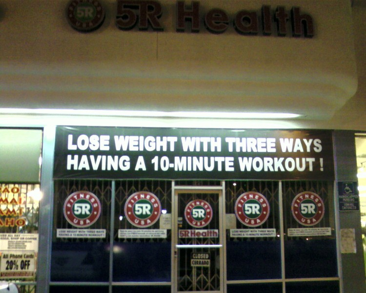 Lose Weight With Three Ways