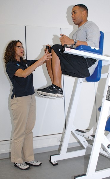 Separating fitness fact from fiction - FMWRC - US Army - 100920