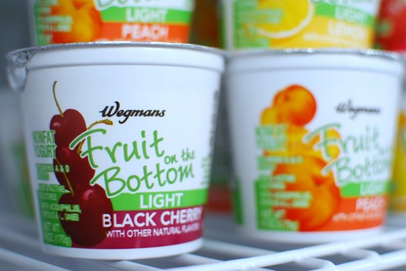 Day 64 - Wegman's Yogurt