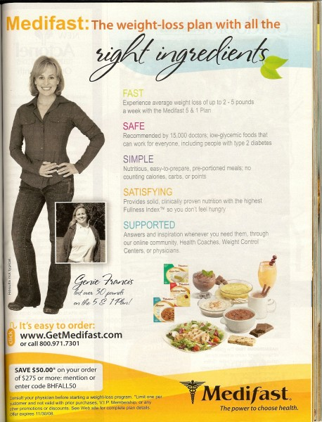 Magazine Weight Loss Ads | Best Diet Solutions Program
