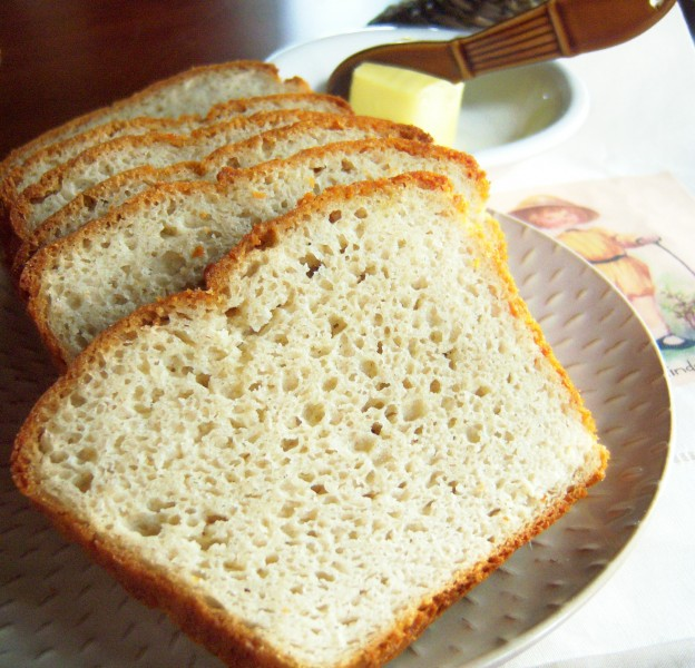 Easy Homemade Gluten Free Bread | Diet Solutions