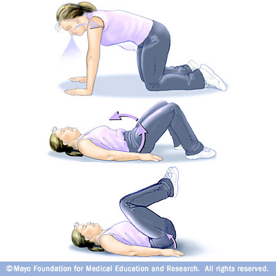 Lose belly fat exercises for women