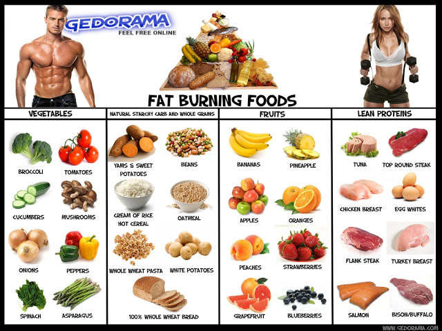 Fat Burning Food List | Best Diet Solutions Program
