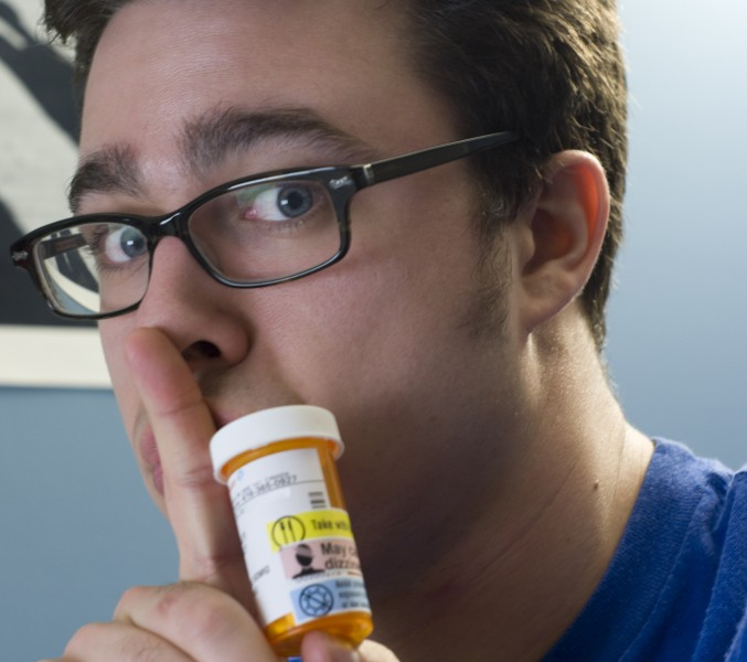 365-47 - Takin the pill Diet... Shhh