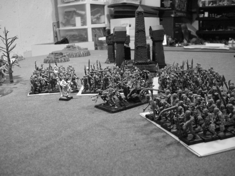 1000 points of zombies ready for battle