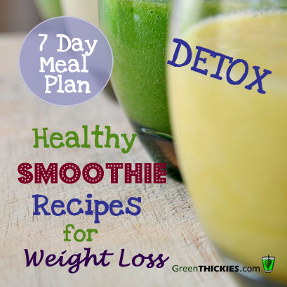 Healthy Weight Loss Smoothies Best Diet Solutions Program