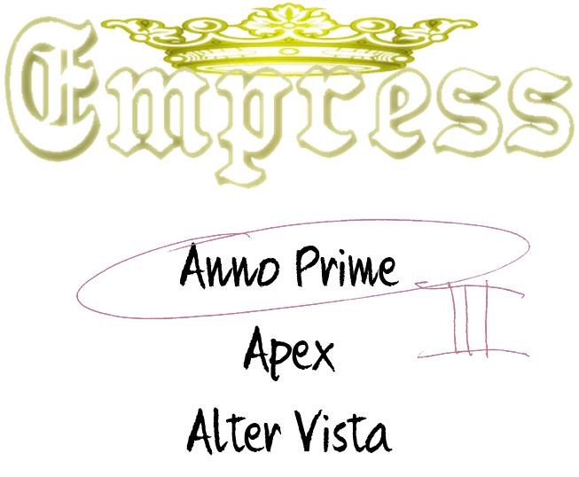 Anno Prime, III