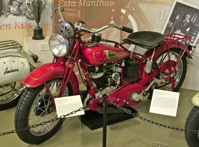 1939 Indian Scout Junior