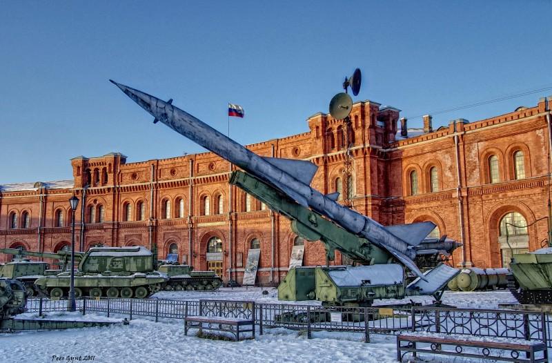 "SAM S-75 Dvina. ЗРК С-75 ""Двина"""