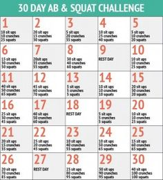 30 Day Weightloss Challenge Lose 30 Pounds – 02 seating plan