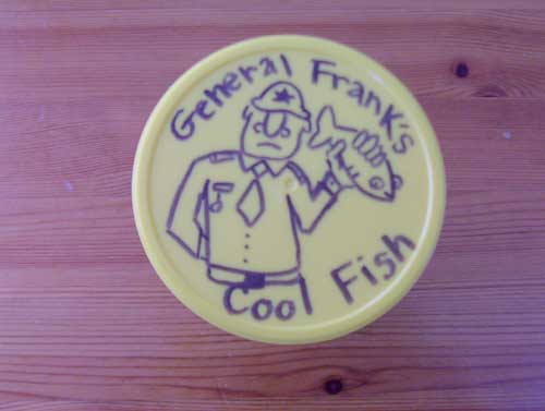 General Frank's Cool Fish