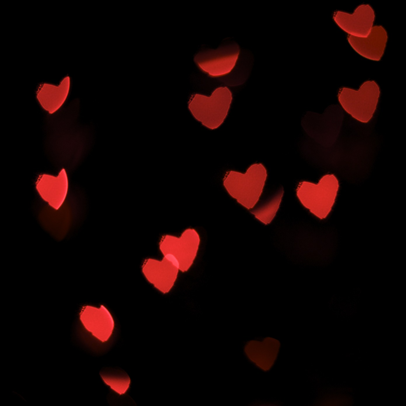 31/365 Heart-shaped bokeh