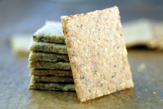 "multi ""grain"" crackers"