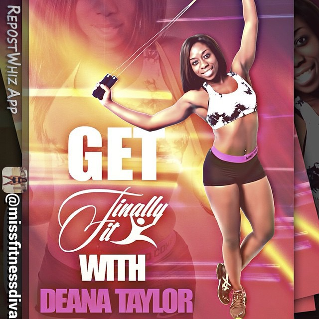 By @missfitnessdiva via @RepostWhiz app: The Get Finally Fit with Deana DVD is available for ALL FITNESS LEVELS! Learn how to master the basic exercises then progress! Deana gives you help and tips on nutrition as well. Get connected with a trainer that s