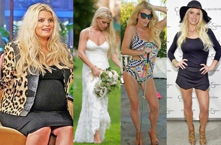 Jessica Simpson's Weight Loss Secret | Best Diet Solutions ...