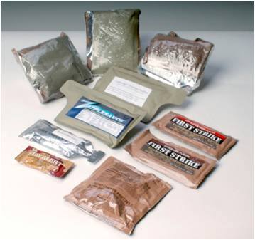 Improved Army Rations Give Soldiers an Edge