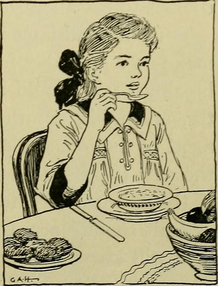 "Image from page 15 of ""Healthy living"" (1917)"