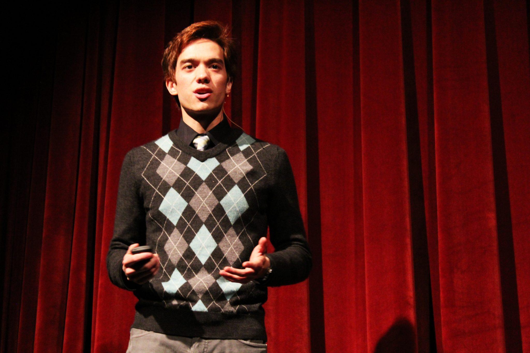 (Re)defining Renaissance: Brandon Wolfe at TEDxTrousdale 2013