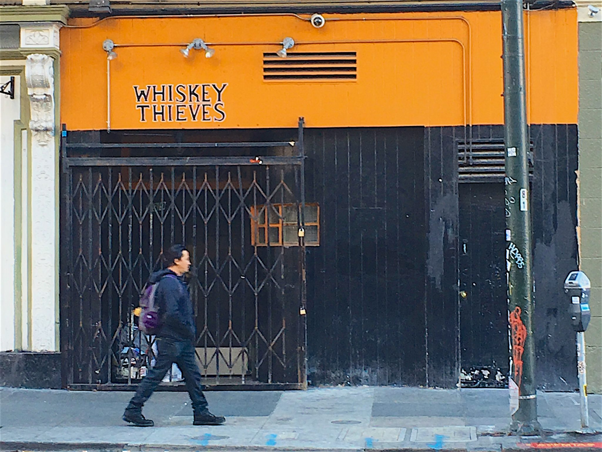 Whiskey thieves